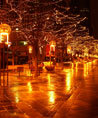 16th Street Mall at Night, Downtown Denver