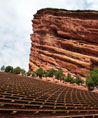 Red Rocks Amphitheatre - Morrison, CO