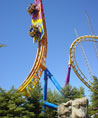 Elitch Garden Theme Park - Six Flags - Denver, CO